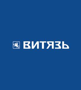 Логотип Витязь