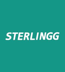 Логотип STERLINGG