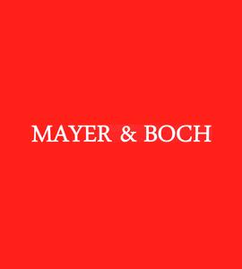 Логотип MAYER&BOCH