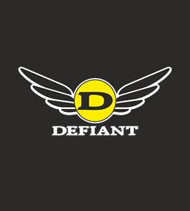 Логотип Defiant