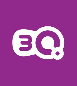 Логотип 3Q