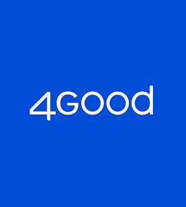 Логотип 4Good