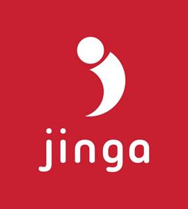 Логотип Jinga