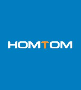 Логотип HOMTOM