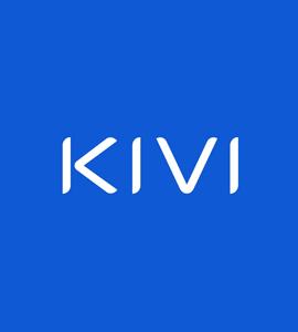 Логотип KIVI