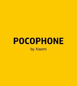 Логотип Pocophone