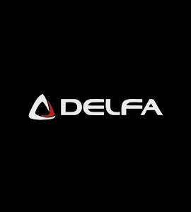 Логотип Delfa