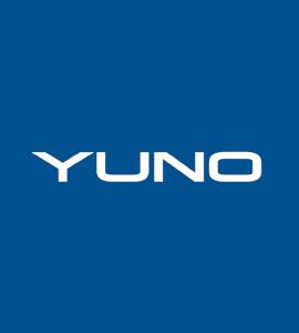 Логотип YUNO