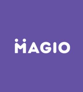 Логотип Magio