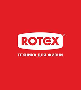 Логотип Rotex