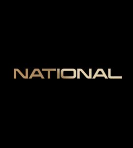 Логотип NATIONAL