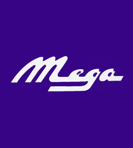 Логотип Mega