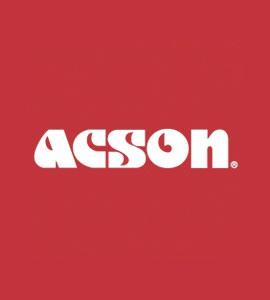 Логотип ACSON