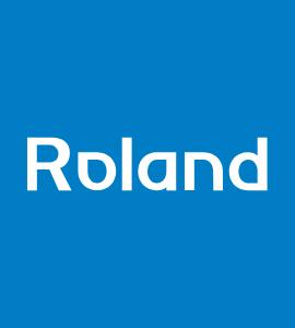 Логотип ROLAND