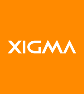 Логотип XIGMA