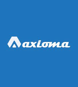 Логотип Axioma