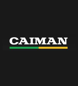 Логотип Caiman
