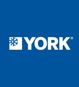 Логотип YORK