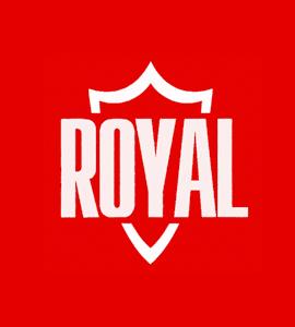 Логотип ROYAL