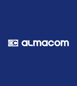 Логотип Almacom