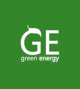 Логотип Green Energy