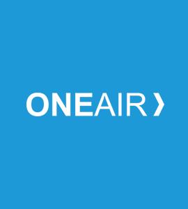 Логотип ONE AIR