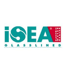 Логотип ISEA