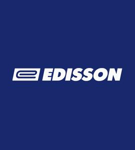 Логотип Edisson