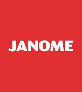 Логотип Janome