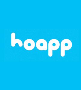 Логотип Hoapp