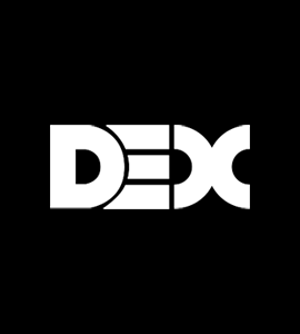 Логотип DEX