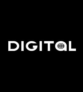 Логотип DIGITAL