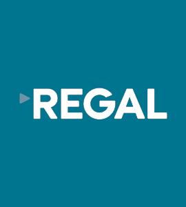 Логотип REGAL