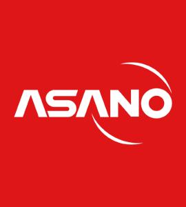 Логотип ASANO