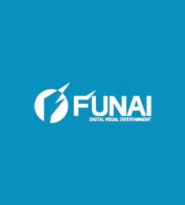 Логотип Funai