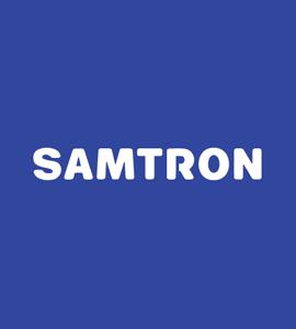 Логотип SAMTRON