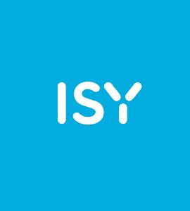 Логотип ISY