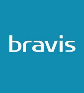 Логотип BRAVIS