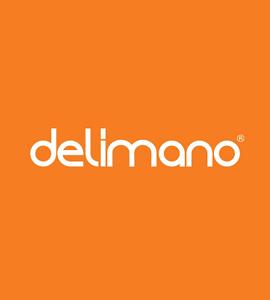 Логотип Delimano