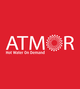 Логотип ATMOR