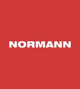 Логотип NORMANN