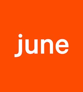 Логотип June