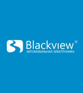 Логотип Blackview