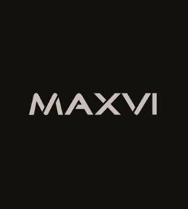 Логотип MAXVI