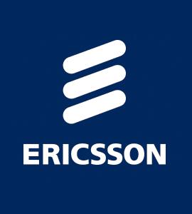 Логотип Ericsson