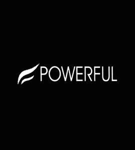 Логотип POWERFUL