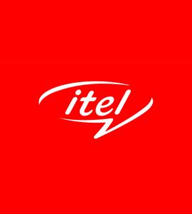 Логотип Itel