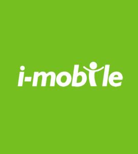 Логотип I-Mobile