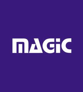 Логотип MAGIC
