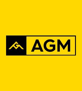 Логотип AGM